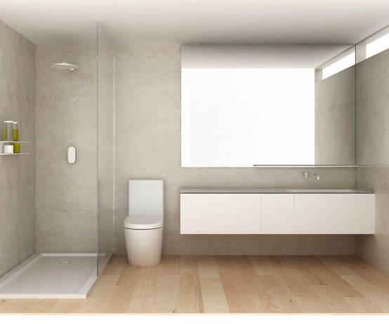 Muebles De Baño XativaÁtico Xativa , proyecto sostenible,BAÑO