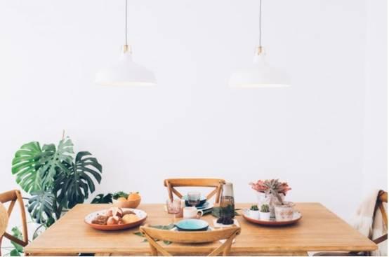 Decoración de mesas, Decoración Orgánica y natural