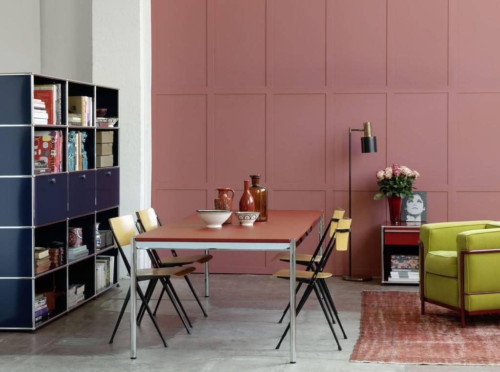 wohnen mit usm von usm m belbausysteme homify. Black Bedroom Furniture Sets. Home Design Ideas