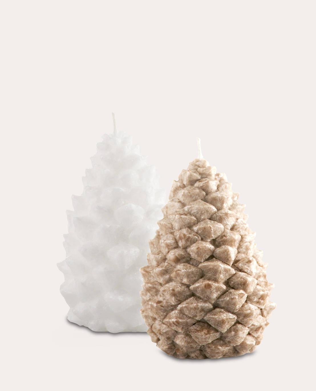 bougie d co de no l pomme de pin petit mod le por bougies la fran aise homify. Black Bedroom Furniture Sets. Home Design Ideas