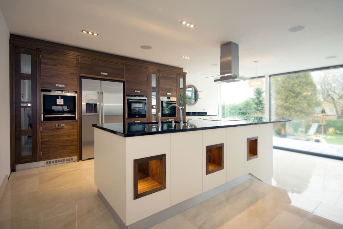 Kitchens Von Inglish Design Homify