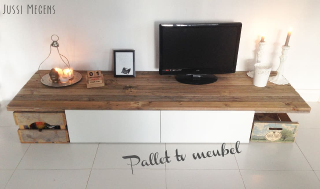 Pallet meubels de jussi megens online media homify for Q furniture west kirby