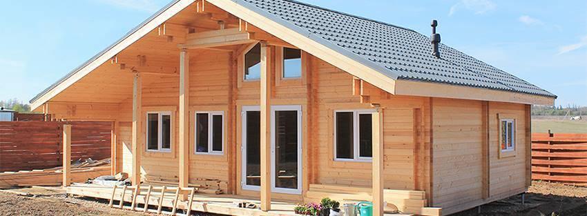Los mejores tips para construir tu propia casa de madera for Los mejores techos de casas