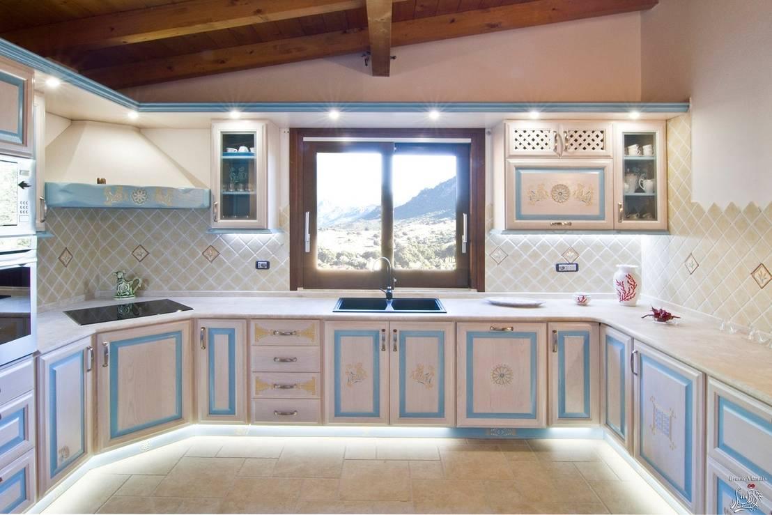 Cucina della collezione lusso por arredamenti di qualita for Collezione casa di lusso