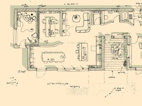 Como dise ar tu mismo la casa de tus sue os - Como disenar planos de casas ...