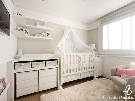 Das perfekte babyzimmer einrichten - Deko babyzimmer madchen ...