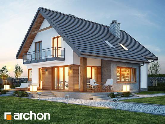 Una casa prefabbricata di 127 mq per planimetrie for Planimetrie di case personalizzate