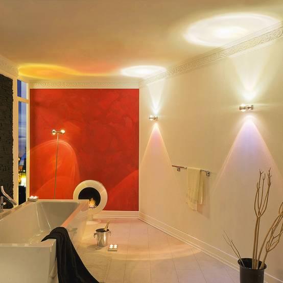 aufregende beleuchtung in jedem raum. Black Bedroom Furniture Sets. Home Design Ideas