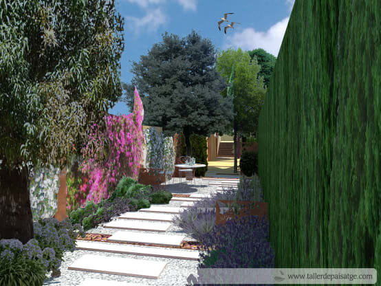 Homify for Jardin 3d
