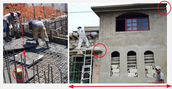8 caracter sticas de una casa sismorresistente - Cambiar una casa por otra ...