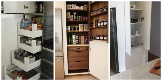 10 diseños de alacenas que desearás tener en tu cocina ya