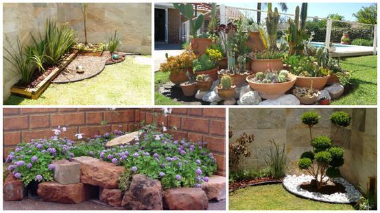 42 idee per realizzare un giardino piccolo e sorprendente for Abbellire casa