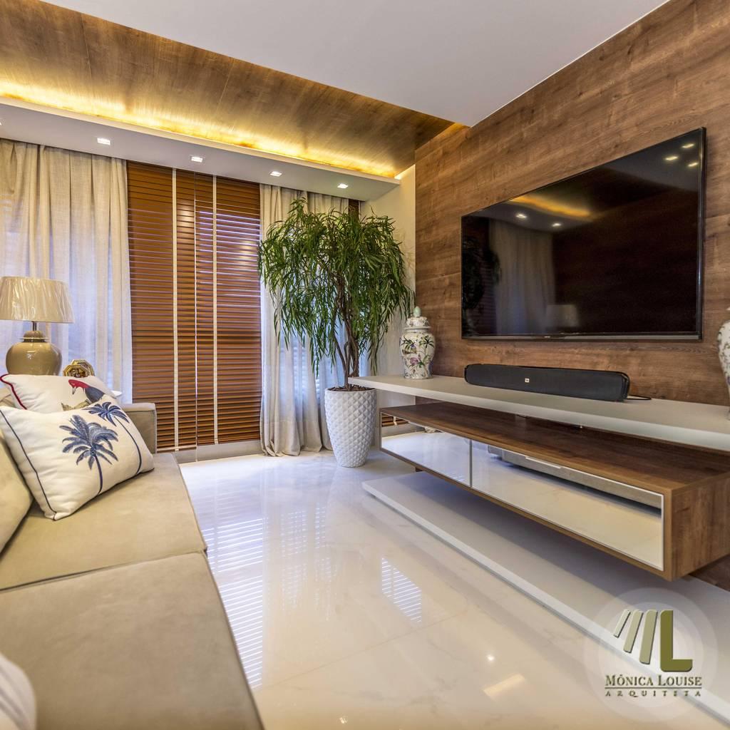 Ambienta O Apartamento De Praia Por Criare M Veis Planejados Homify -> Sala Moveis Planejado