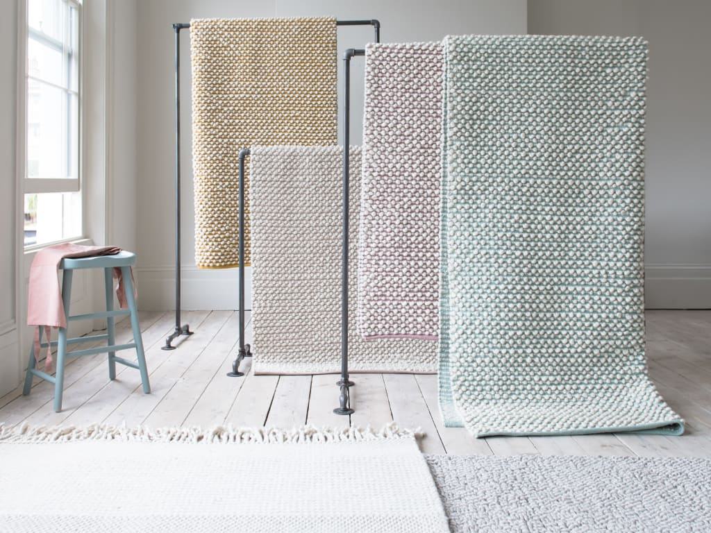 Bobble Rugs Clic By Loaf