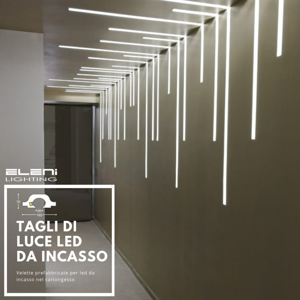 Tagli Di Luce Nel Controsoffitto modern by eleni lighting, modern | homify