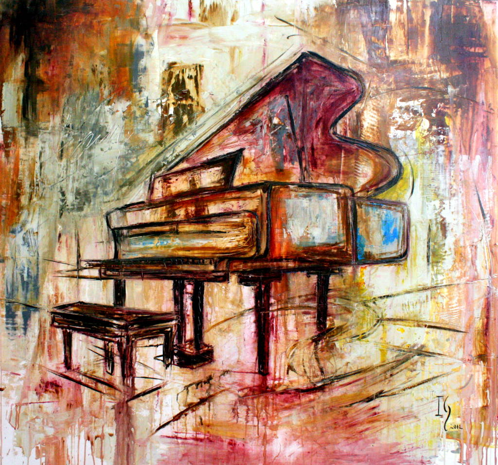 The 44 best images about Art Meets Music on Pinterest | Piano keys ...