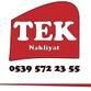 Ankara Tek Nakliyat Profil resmi/Şirket logosu