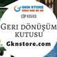 Gkn Store Profil resmi/Şirket logosu