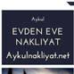 Aykul Nakliyat Profil resmi/Şirket logosu