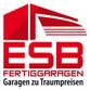 ESB-Fertiggaragen und Carports Zdjęcie profilowe/Logo firmy