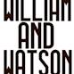 William and Watson Avatar