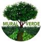 Mural Verde Avatar