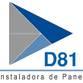 D81 Instaladora de Panel プロフィール写真/会社のロゴ