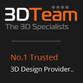3D Team Avatar