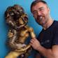 Steve Yeates Contemporary sculpture Avatar
