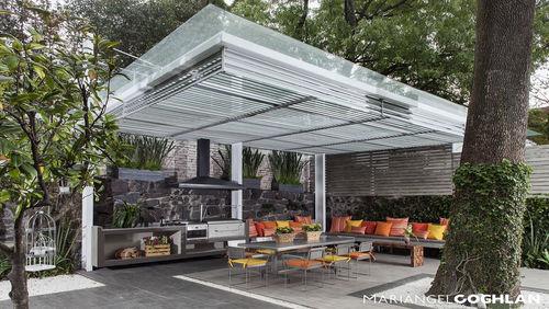 Terrazas De Aluminio Características Ventajas Y Precios