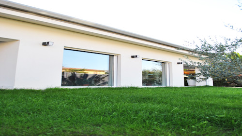 Une Maison Simple Moderne Et Charmante Homify