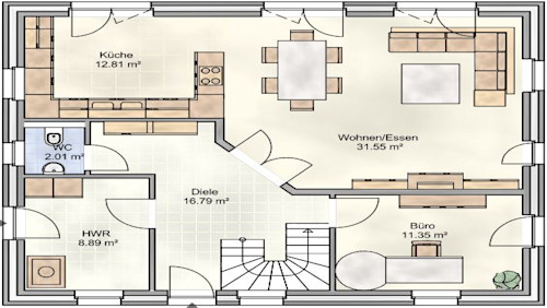 10 Clever House Floor Plans To Inspire You Homify