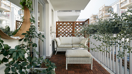 12 Pictures Of Balconies For Small Homes Homify