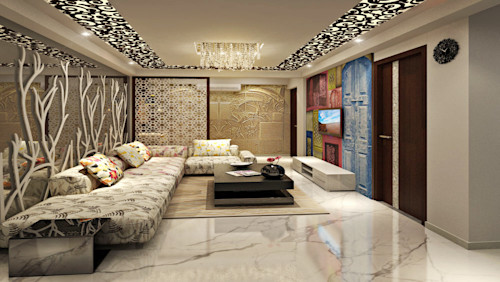 10 Beautiful Pictures Of Small Drawing Rooms For Indian Homes Homify Homify