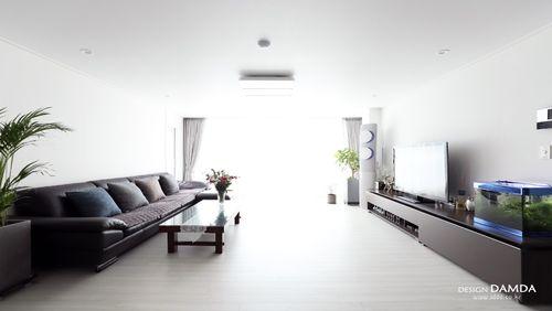 단아하고 다정한 보금자리, 성남시 아파트 리모델링