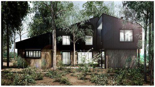 10 Casas modernas de dos pisos para mudarte ya