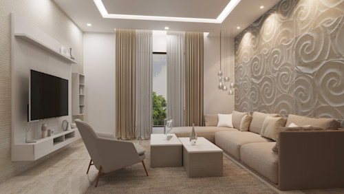 Luxury Interiors from Modern Homes in Bangalore