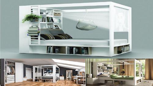 Ein stylisches und funktionales Himmelbett
