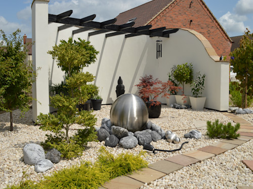 Homify S Best Ideas For A Gravel Garden Homify
