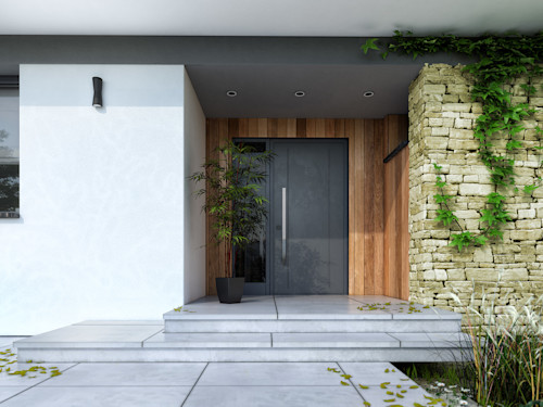 10 Beautiful Entrance Design Ideas For Your Dream House Homify