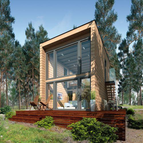 Une Maison A 45 000 Construite En Moins De 1 Mois Homify Homify