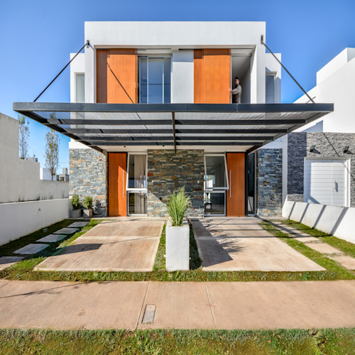 Qué Son Las Casas Adosadas Diseños Y Ventajas Homify