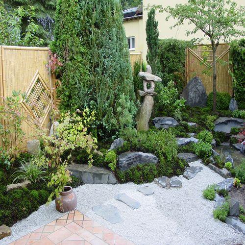 Die Schonsten Ideen Fur Japanische Garten Homify