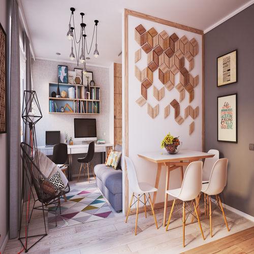 9 Idees Magiques Pour L Amenagement D Un Appartement Homify