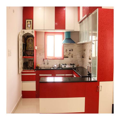 Puja Room Cabinet Design