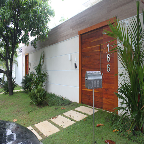 Casa Moderna é Bonita Por Fora E Incrível Por Dentro Homify
