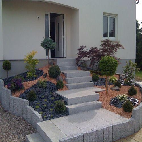 Relativ 25 x Inspiration für Eingangsbereich und Vorgarten - fantastisch! GE02