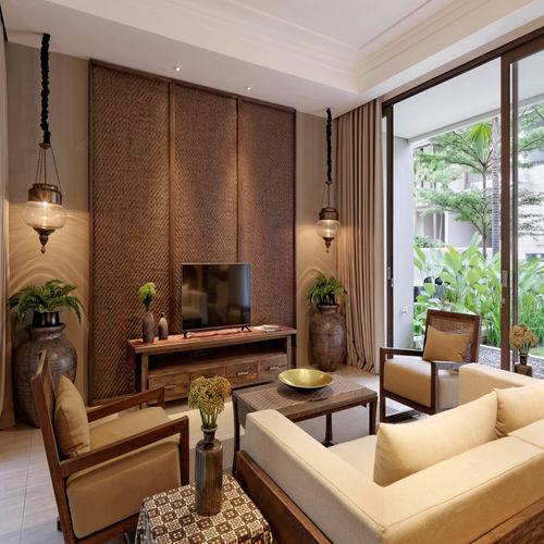 Interior Adat Jawa Dalam Sebuah Rumah Modern Homify