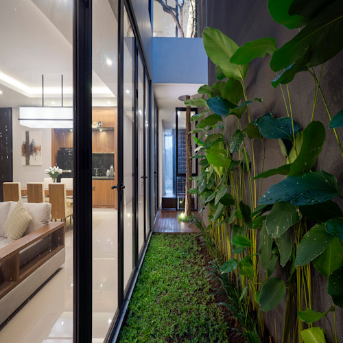 12 Desain Taman Kecil Untuk Rumah Dengan Lahan Terbatas Homify