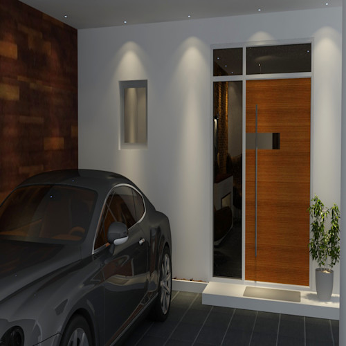 How Do I Choose The Best Garage Design For Indian Homes Homify
